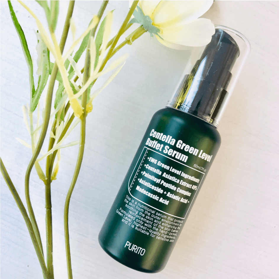 Serums - PURITO Centella Green Level Buffet Serum