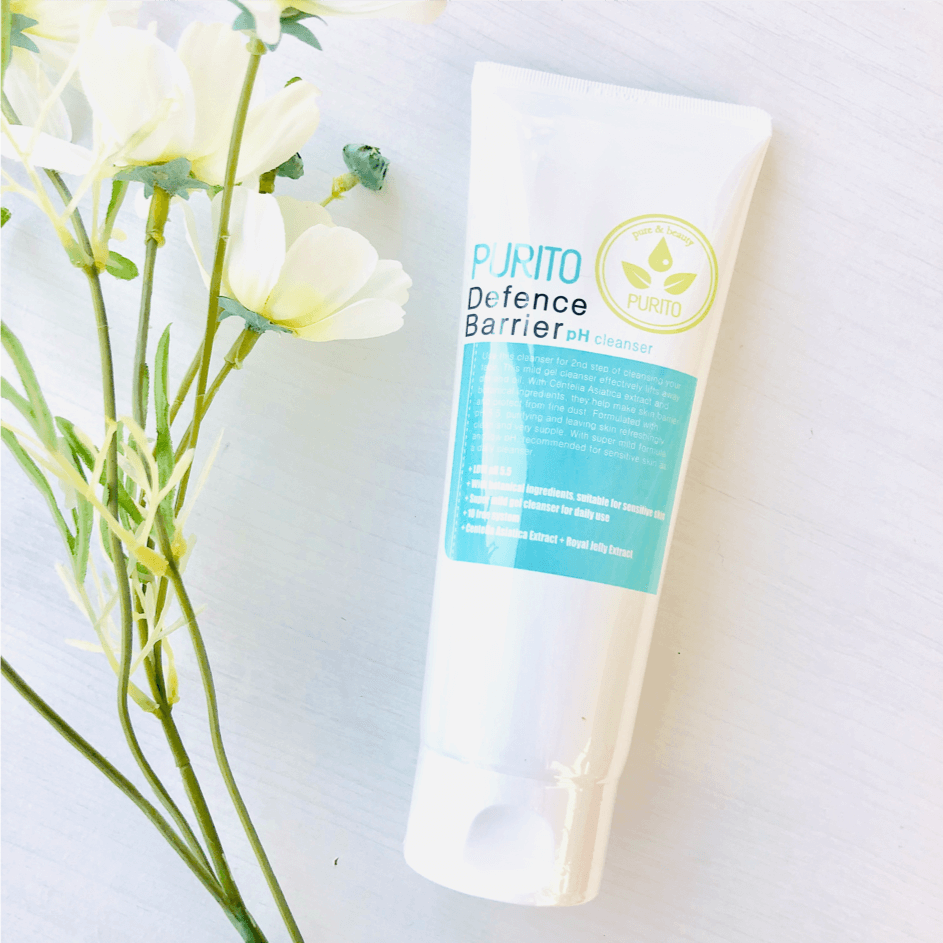 Cleansers - PURITO Defence Barrier Ph Cleanser