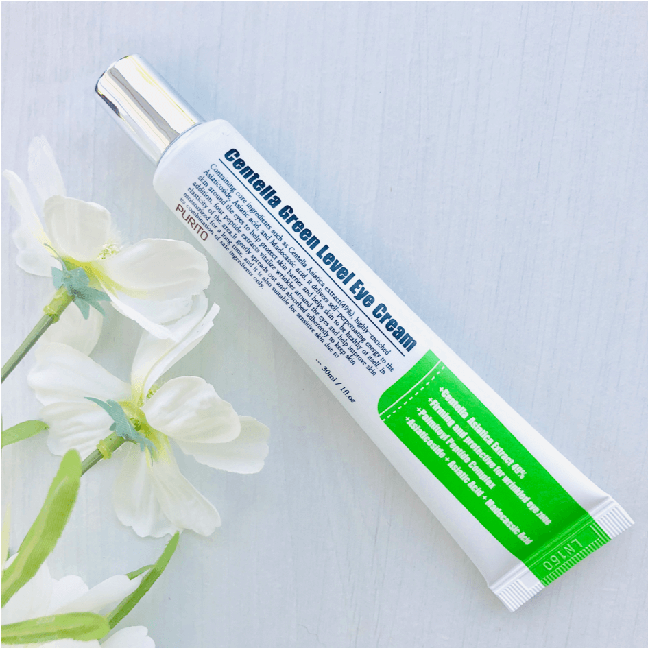 Eye Cream - PURITO Centella Green Level Eye Cream