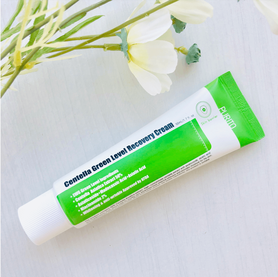 Moisturisers - PURITO Centella Green Level Recovery Cream