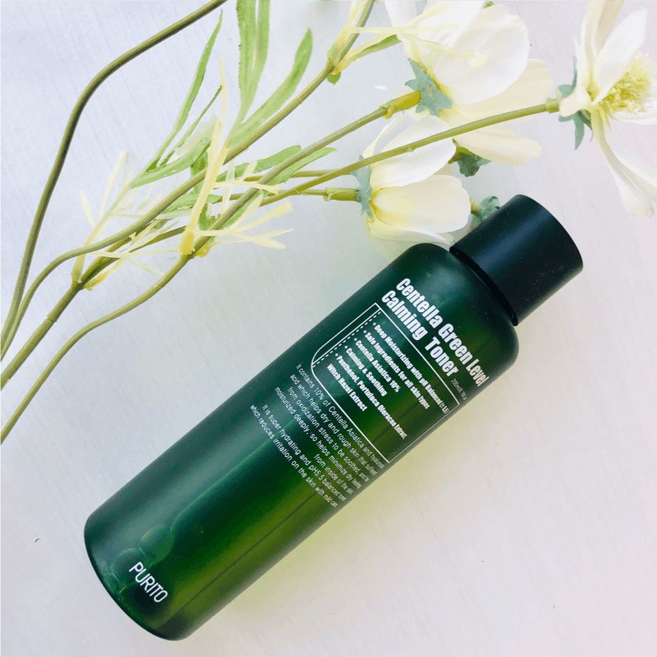 Toners - PURITO Centella Green Level Calming Toner