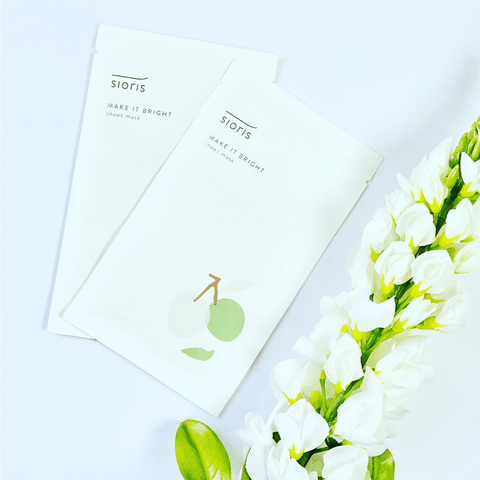 Buy SIORIS Make it Bright Sheet mask