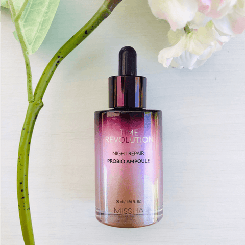 Ampoule - MISSHA Time Revolution Night Repair Probio Ampoule