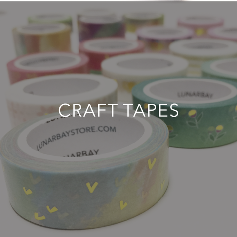 CRAFT TAPES
