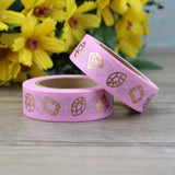Washi tape - Pink Geometry