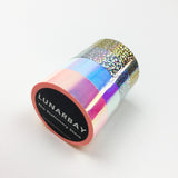 Pack of 4 Holographic Iridescent Tapes - Glamorous