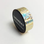 Holographic Gold / 15mm