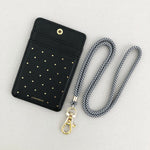 Cardholder w/ Lanyard - Choose Your own Strap