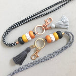 Gatsby Lanyard with Tassel