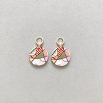 Abstract Tiles (Dangle) Earrings