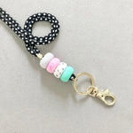 Power Teacher Lanyard Strap / Wristlet Strap