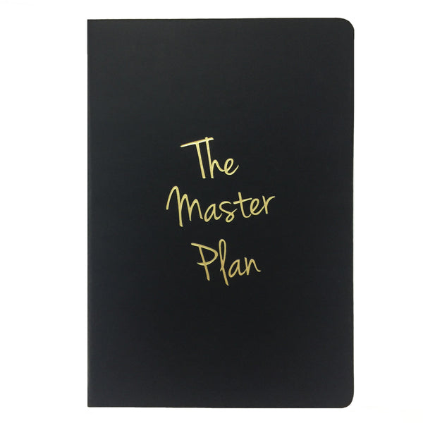 The Master Plan Leather