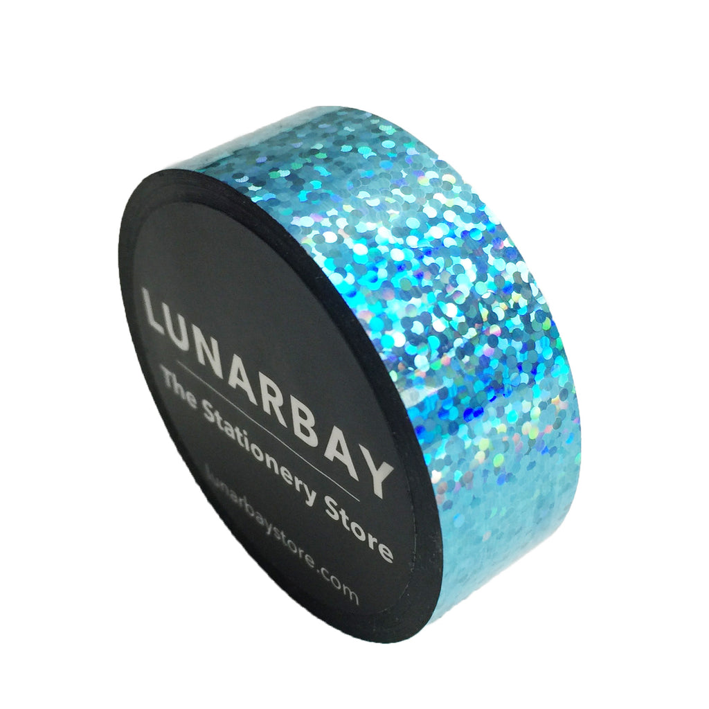 Holographic Light Blue