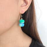 Ocean Blue Earrings