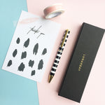 Give Thanks Pack #1 - Signature Pen (Premium Stripes)