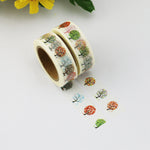 Washi tape - Trees of the Season