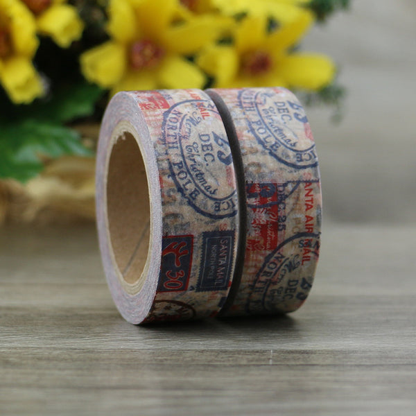 Washi tape - Postal Unit