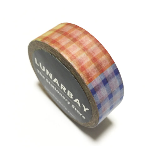 Basic Checkered Multi-Colour / 15mm