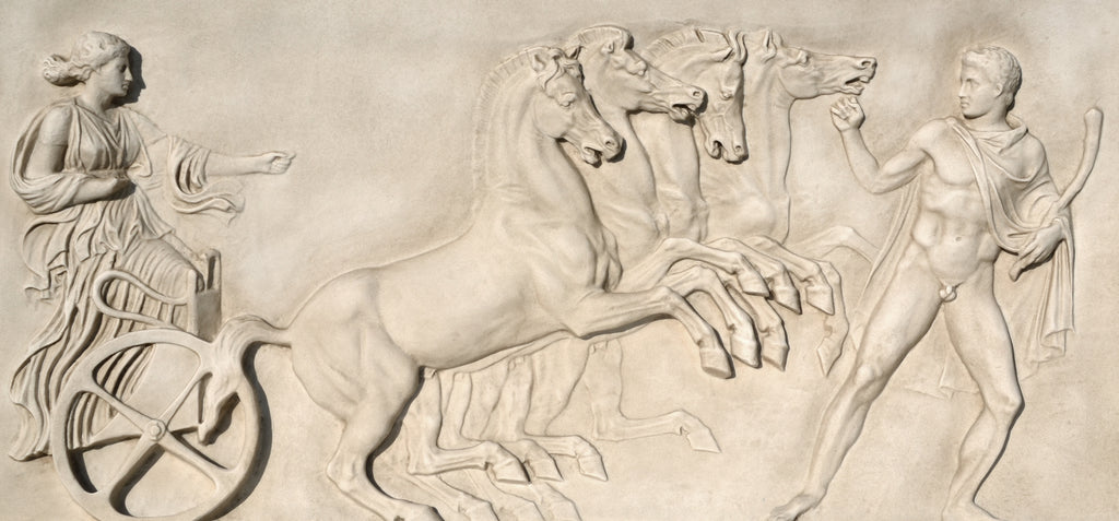 Ancient Roman Bas-Reliefs: <br>Significant Examples