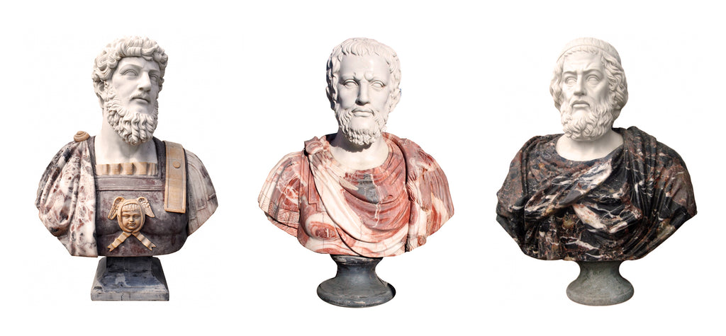 Were Greek & Roman Statues Painted ? <br>The True Colors of the Classical World