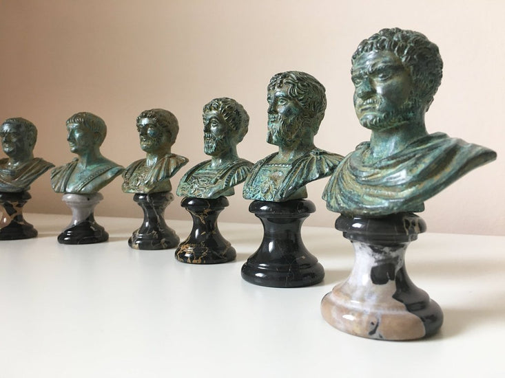 Bronze sculpture collection