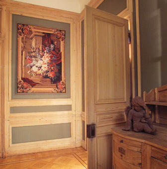 18th century tapestry for sale