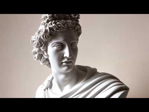 Apollo Bust Sculpture replica video thumbnail