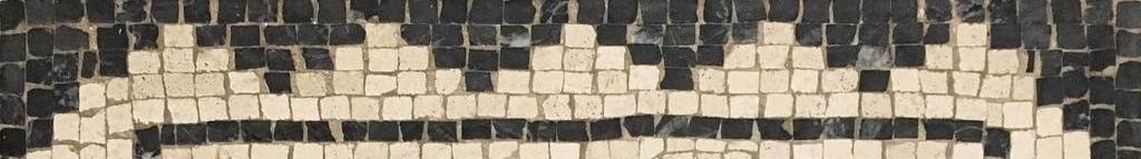 Mosaic pattern: Crowstep