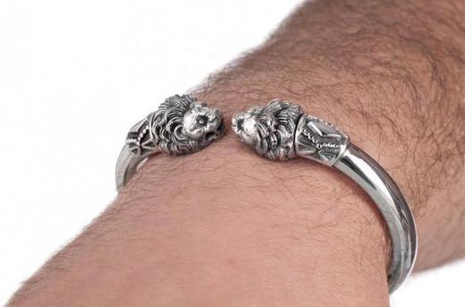 Mens Lion Jewelry