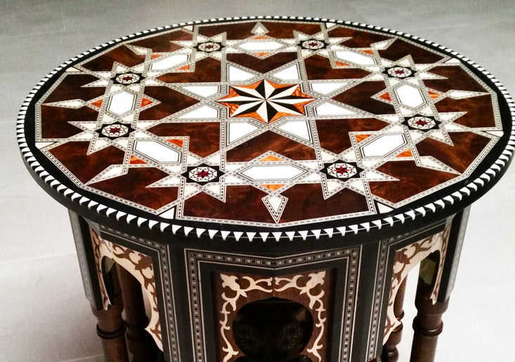 Moroccan Coffee Table Small