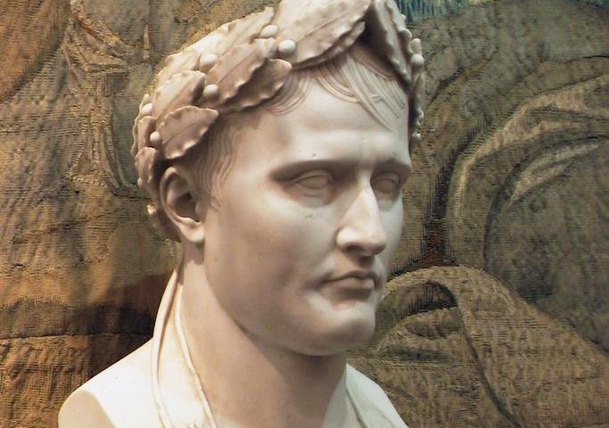 Napoleon bust statue collection