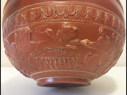Samian ware video thumbnail