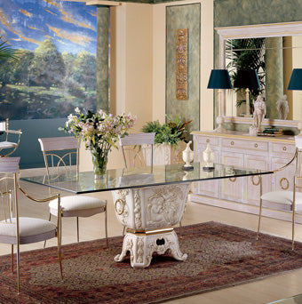 Angels Stone Dining Table