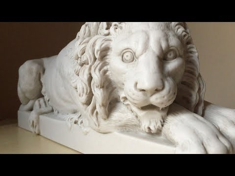 classical marble sculpture video thumbnail