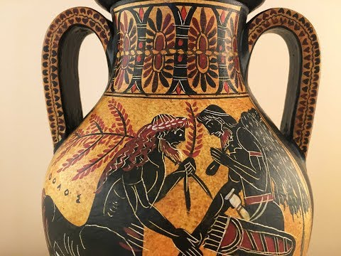 Minoan And Greek Pottery For Sale Vase Replicas At The Ancient Home