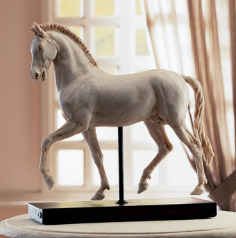 horse figurines for sale in an interior