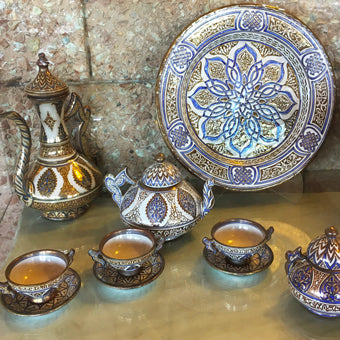 Picture of our Islamic art for sale on our website