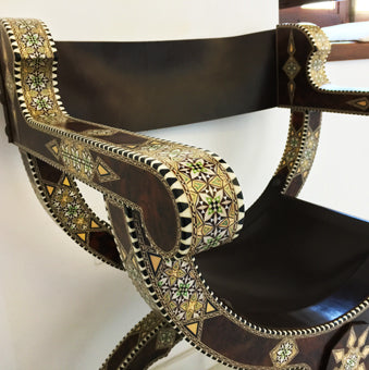 Islamic chair details