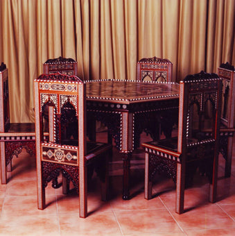 Charming Moroccan Living Room Furniture   Sets, Furnishings U0026 Decor. Islamic Table  Details
