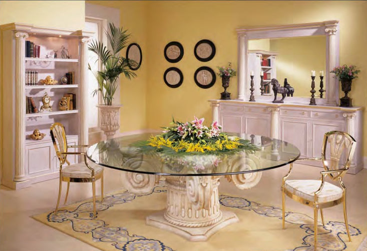 Luxury villa furniture