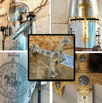 Medieval armor for sale