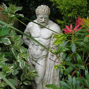 Roman garden statue for sale on our website