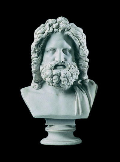 Zeus-Greek-Bust-sculpture