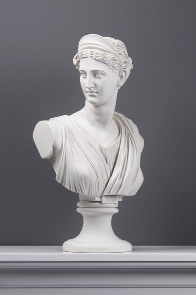 Diana Chasseresse Bust Sculpture