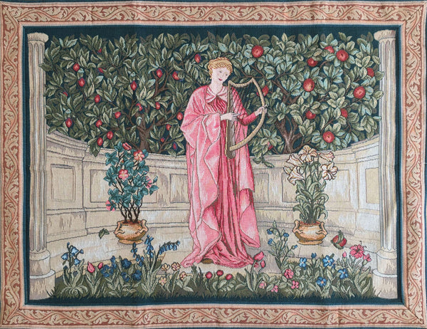 The Musician Tapestry