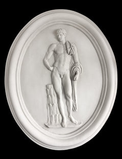 The Roman Athlete Bas-relief