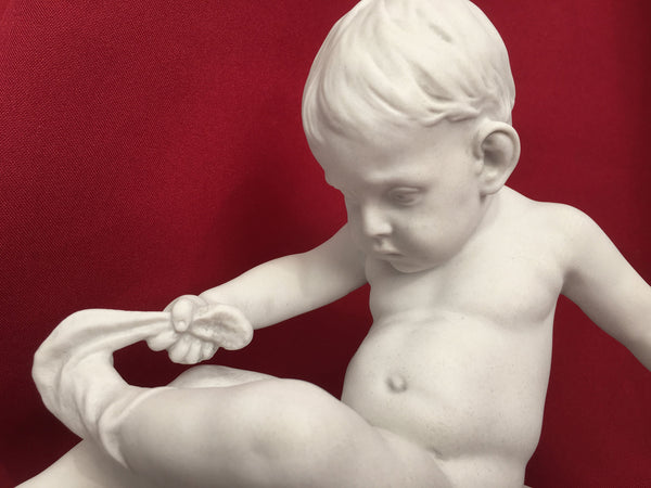 Baby Boy Statue (Small)