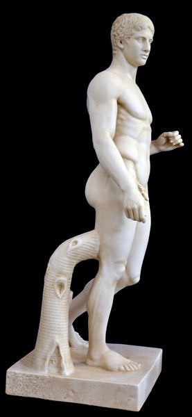 Doryphoros Life-size Statue (Large) - The Spear-Bearer