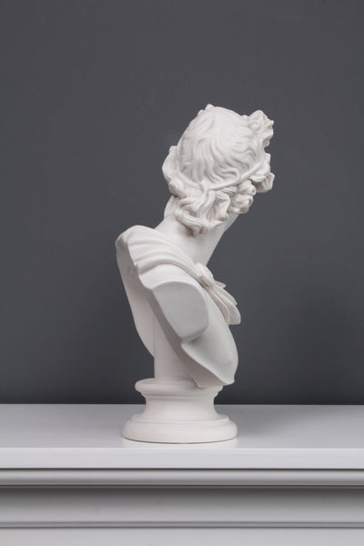 Apollo Bust Sculpture (Medium)
