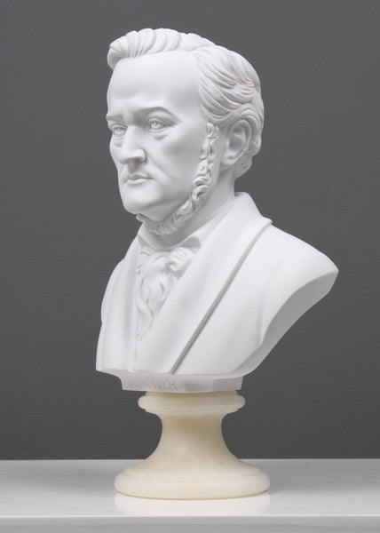 Wagner Bust Statue